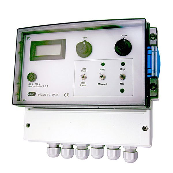 Luftningsautomatik - GV
