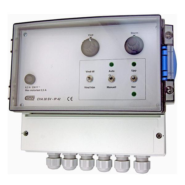 Luftningsautomatik för ventilation