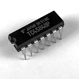 TC4584BP Hex Schmitt Trigger